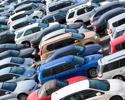 Used cars take the lead in France