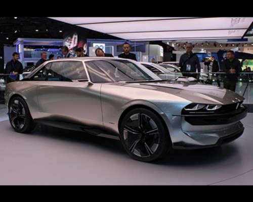 Paris Motor Show remains the number 1