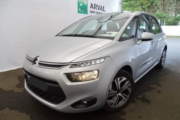 C4 Picasso BlueHDi 120 EAT6 Business